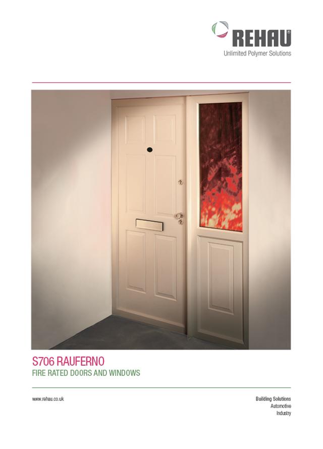 Rauferno fire rated windows doors