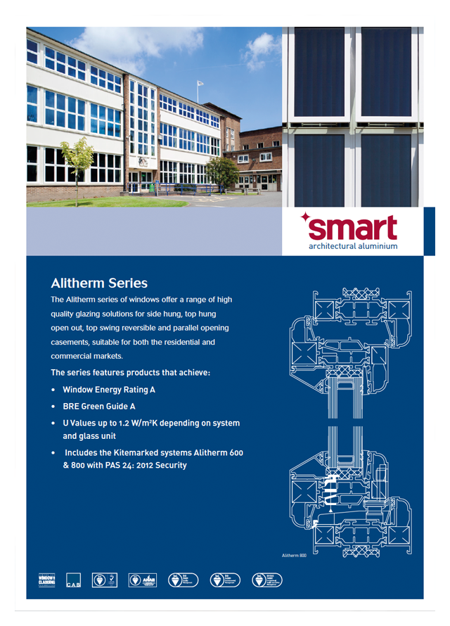 Smart alitherm data sheet