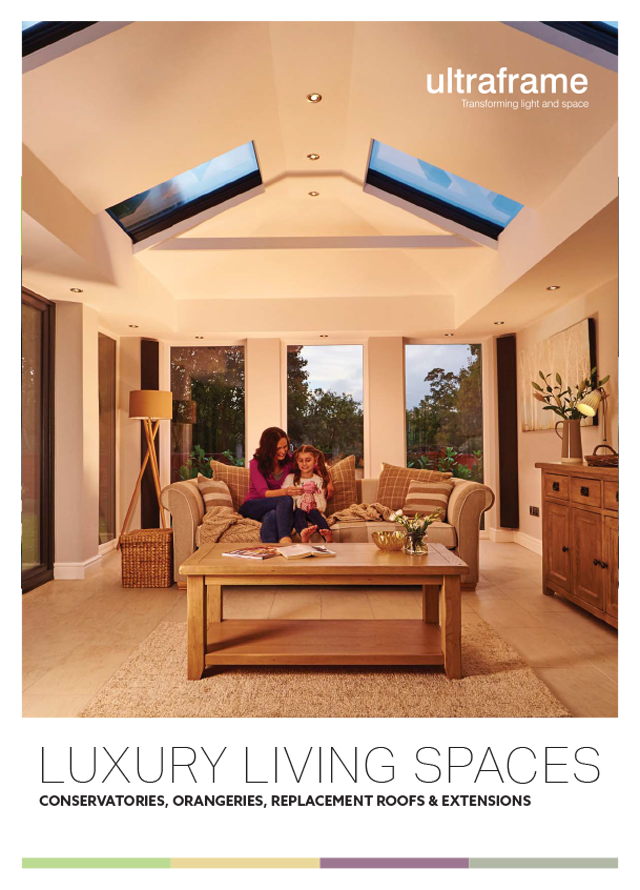 Ultraframe luxury living spaces 1