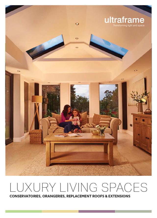 Ultraframe luxury living spaces 1
