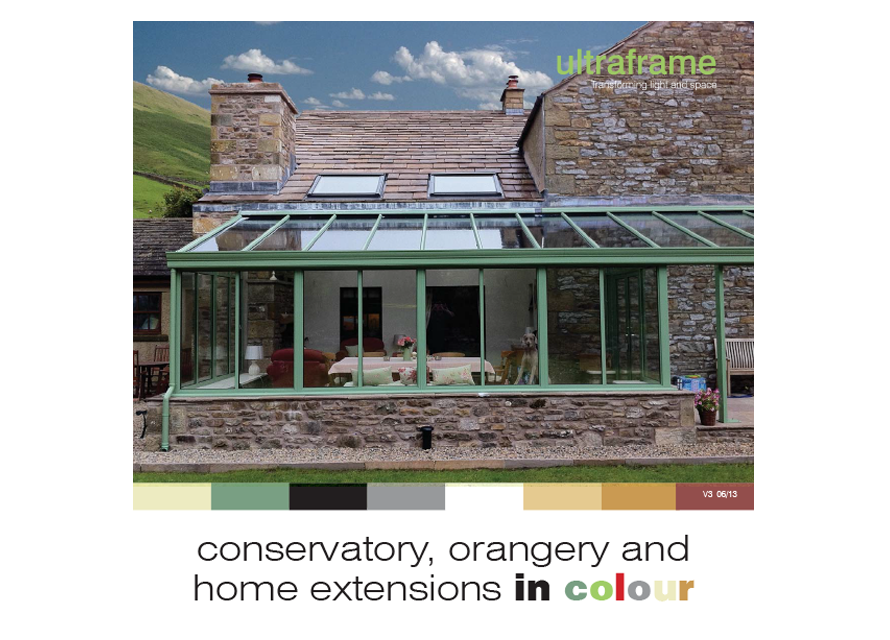 Ultraframe conservatories extensions