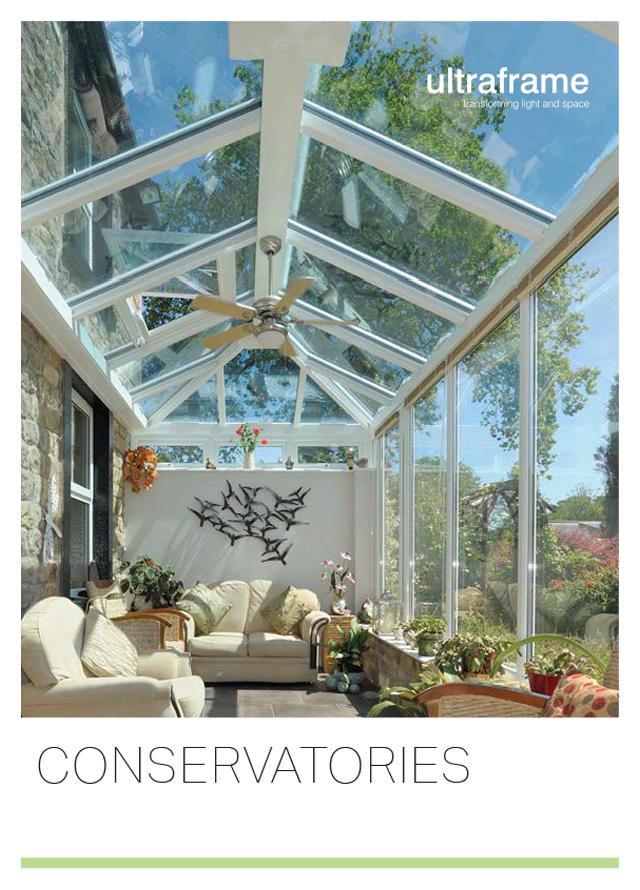 Ultraframe conservatories