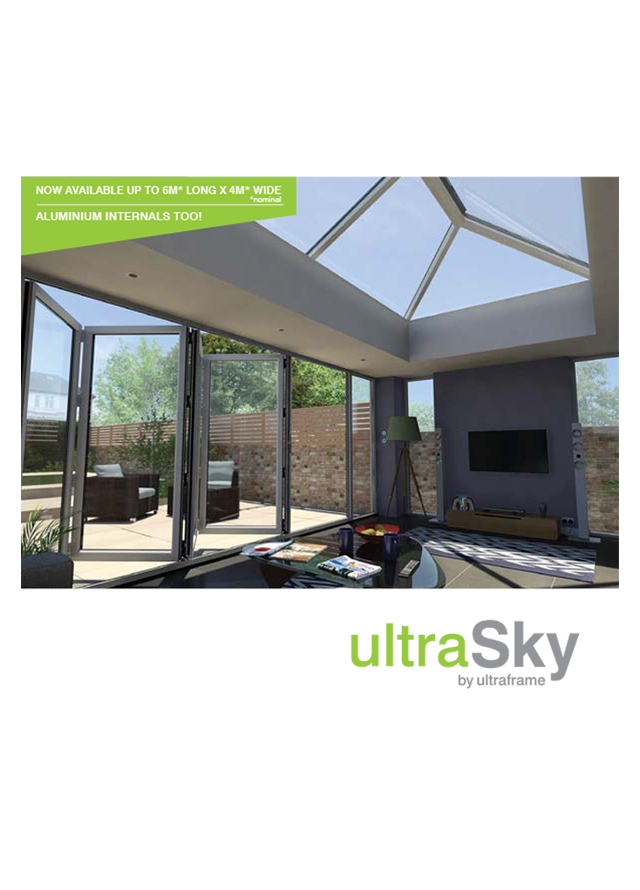 Ultrasky by ultraframe 2