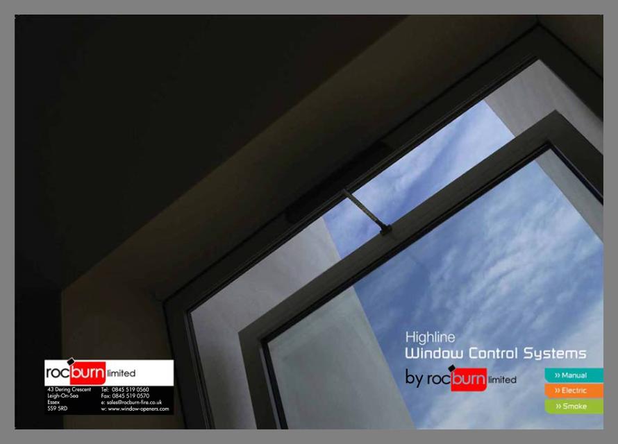 Window control systems