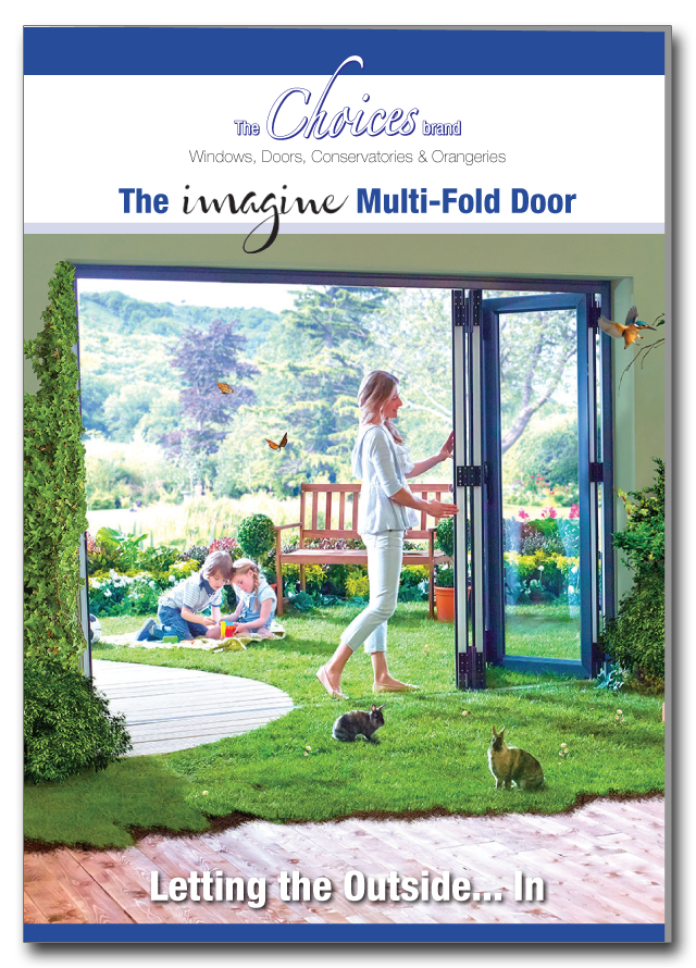 Imagine multifolding doors