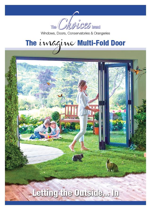 Imagine multifolding doors