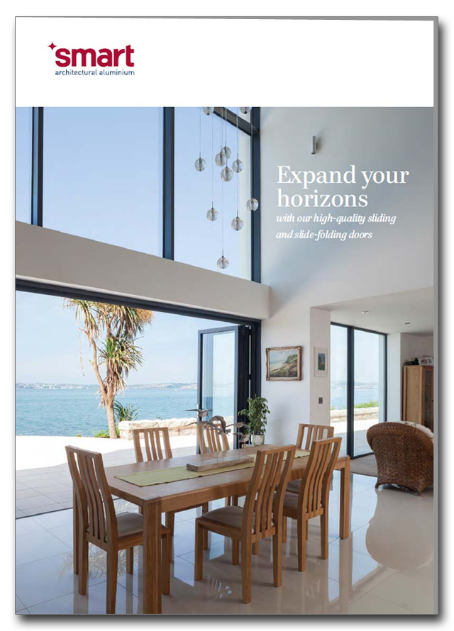 Diamond Glass & Windows smarts aluminium brochure