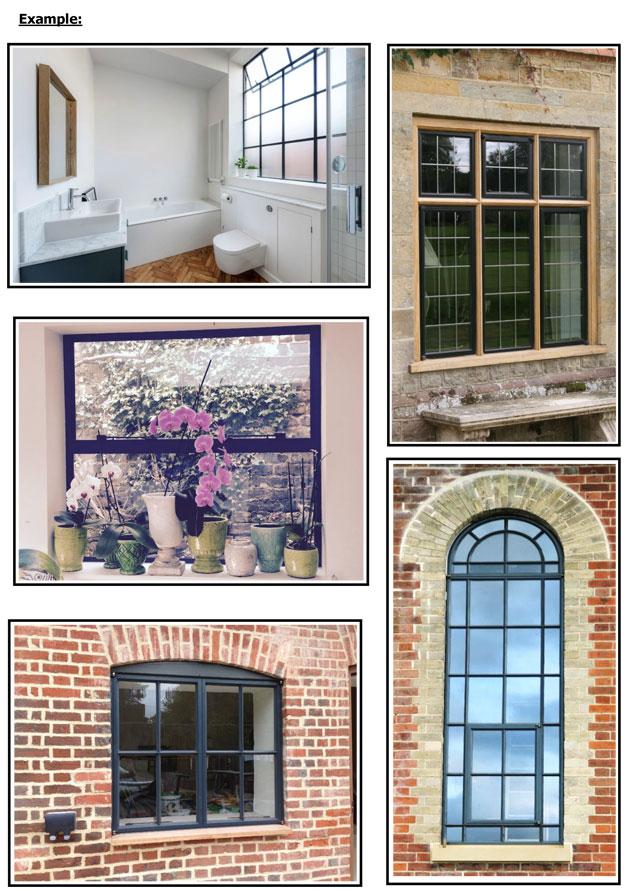 Crital windows brochure