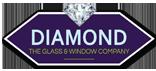 Diamond Glass & Windows Logo