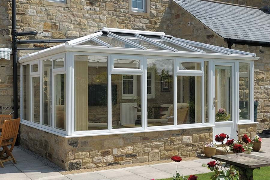 Ultraframe classic conservatory roofs shaws of crawley