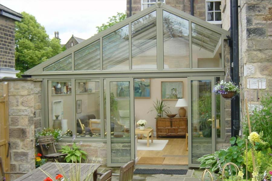 Ultraframe quantal conservatory roofs shaws of crawley