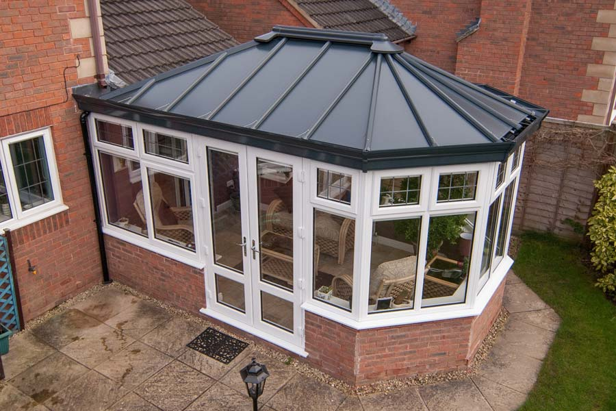 Ultraframe solid conservatory roofs shaws of crawley