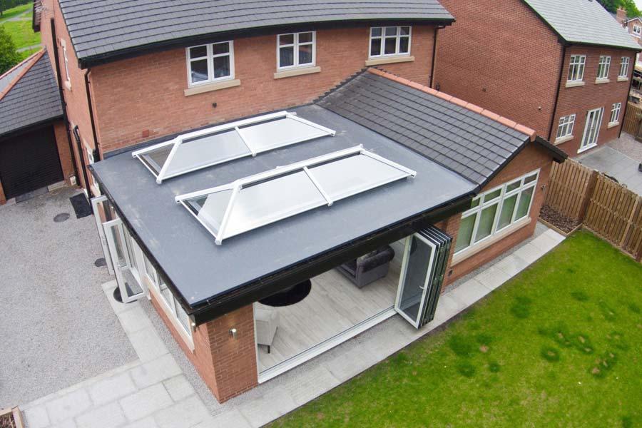 Ultraframe ultrasky conservatory roof lantern shaws of crawley