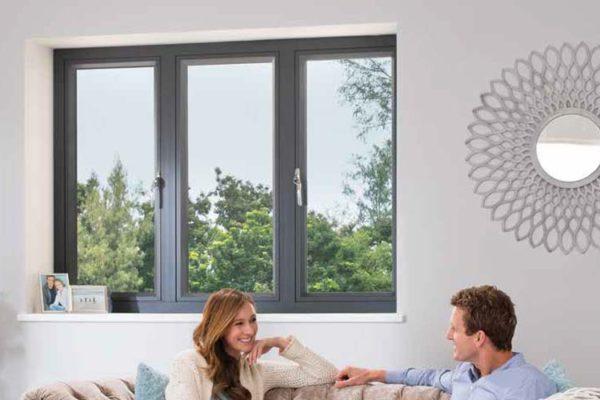 Grey ow 80 windows living room