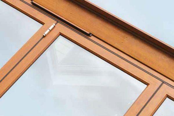 Wood effect ow 80 windows