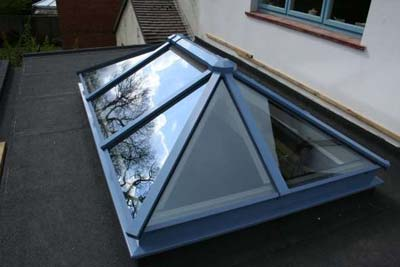 Double hipped roof lights 5