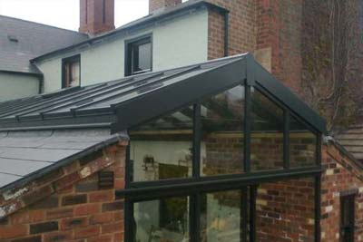 Double pitched roof lights 3
