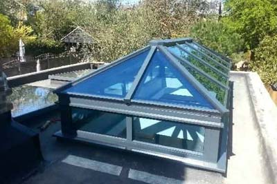 Lantern roof light 1