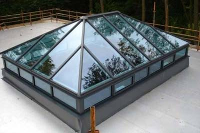 Lantern roof light 2
