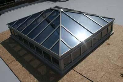 Lantern roof light 4