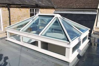 Lantern roof light 6