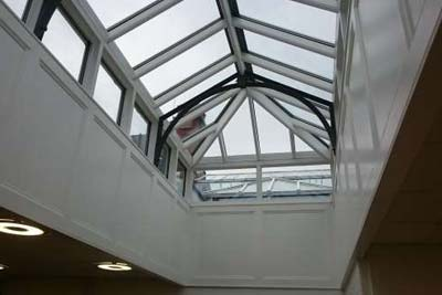 Lantern roof light 9
