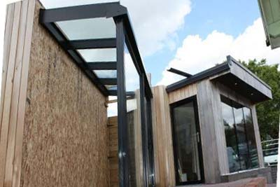 Mono pitched roofs 8
