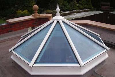 Octagon roof light 4