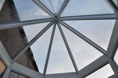 Octagon roof light 8