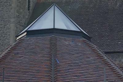 Octagon roof light 9