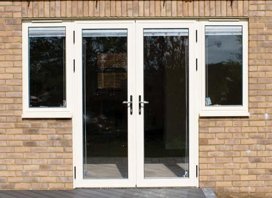 Aluminium doors crawley diamond glass windows 1