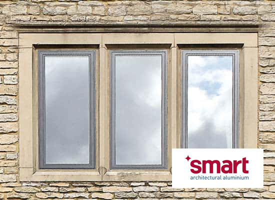 Aluminium steel replacement windows shaws