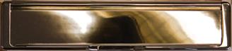 Hardex gold premium letterbox