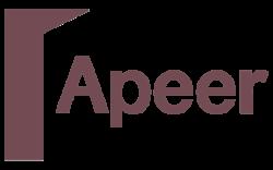 Apeer logo