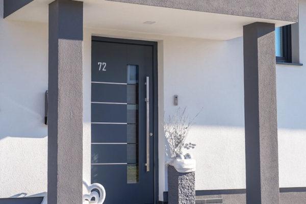 Inotherm aluminium entrance doors 3