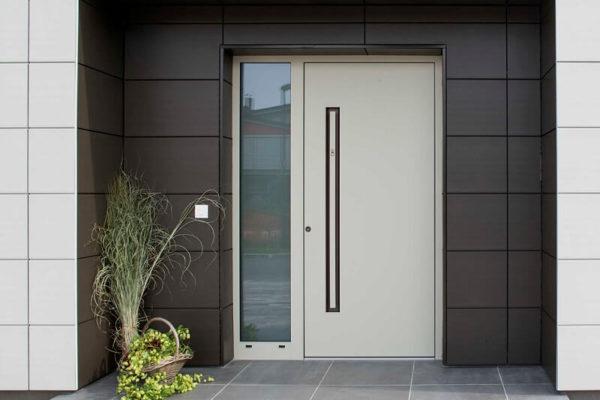 Inotherm aluminium entrance doors 5