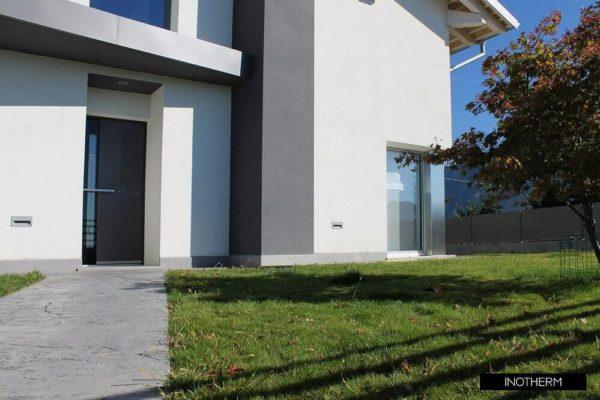 Inotherm aluminium entrance doors 8