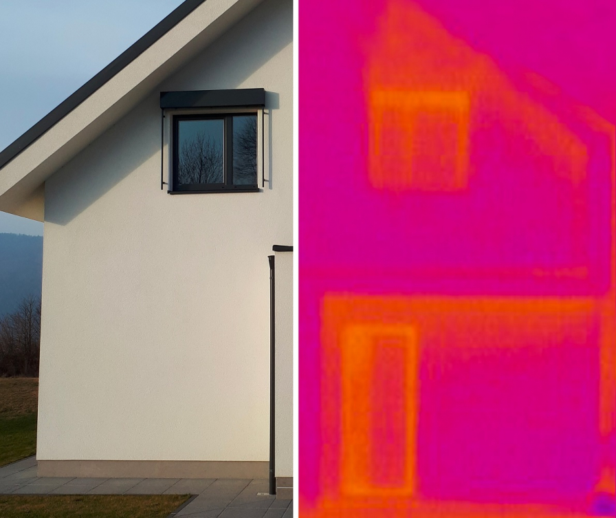 Excelent Thermal Insulation from Inotherm