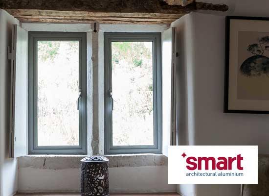 Smarts alitherm heritage windows