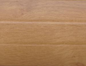 Painted irsh oak