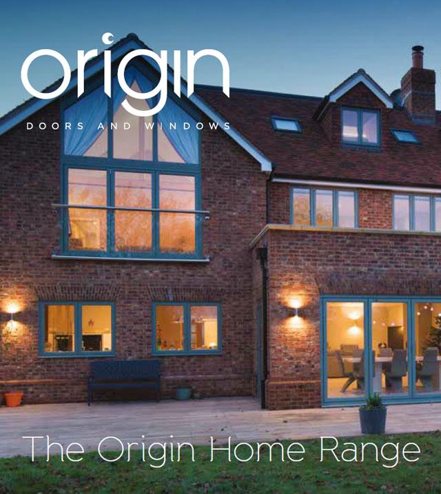 Origin home range from shaws